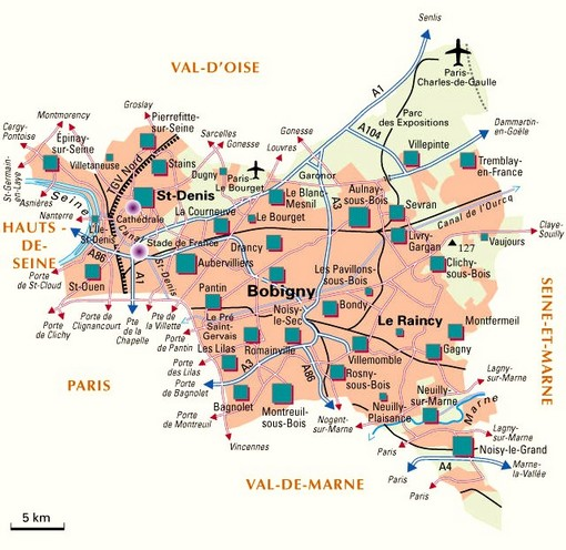 carte seine_saint_denis
